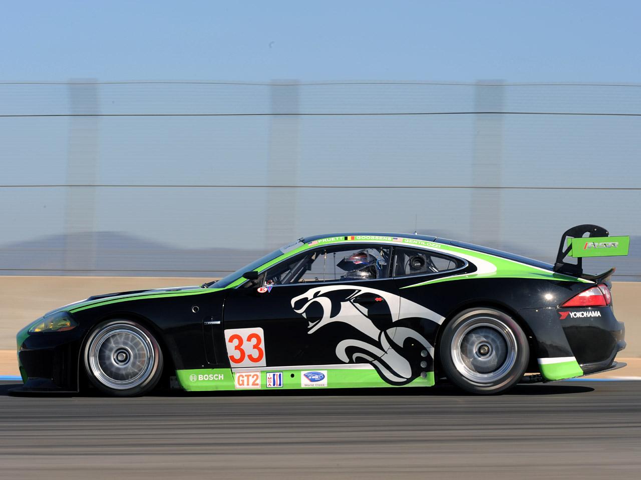 2009 Jaguar XKR GT2
