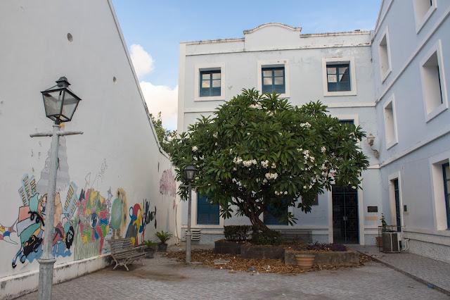 Casarios coloniais de Olinda