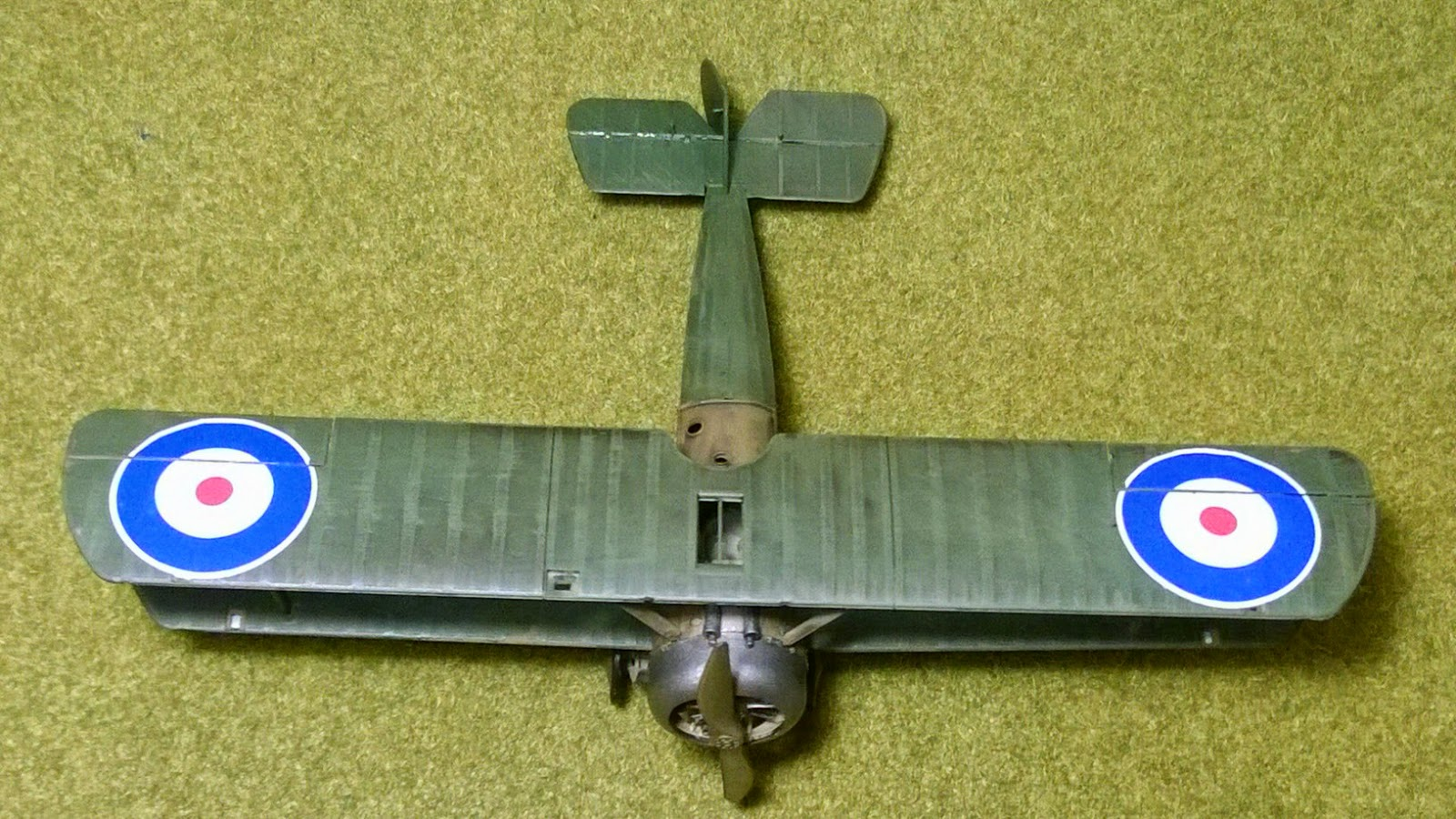 ww1 airplane sopwith camel eduard 28mm
