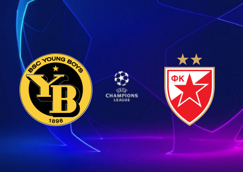 Young Boys vs Crvena Zvezda -Highlights 21 August 2019