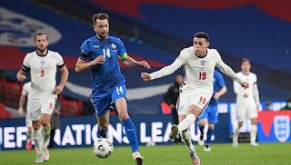 موعد مباراة انجلترا واسكتلندا اليوم في يورو 2020