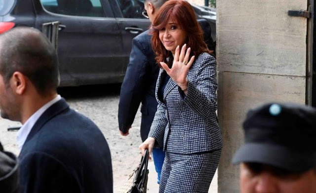 Bonadio en la causa Cuadernos: dictaron falta de mérito para Cristina Kirchner
