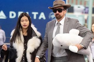 Nicolas Cage's wife Riko Shibata