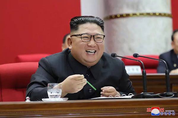 Kim Jong Un guides WPK 7th CC 5th Plenary Meeting, December 28 to 31, 2019
