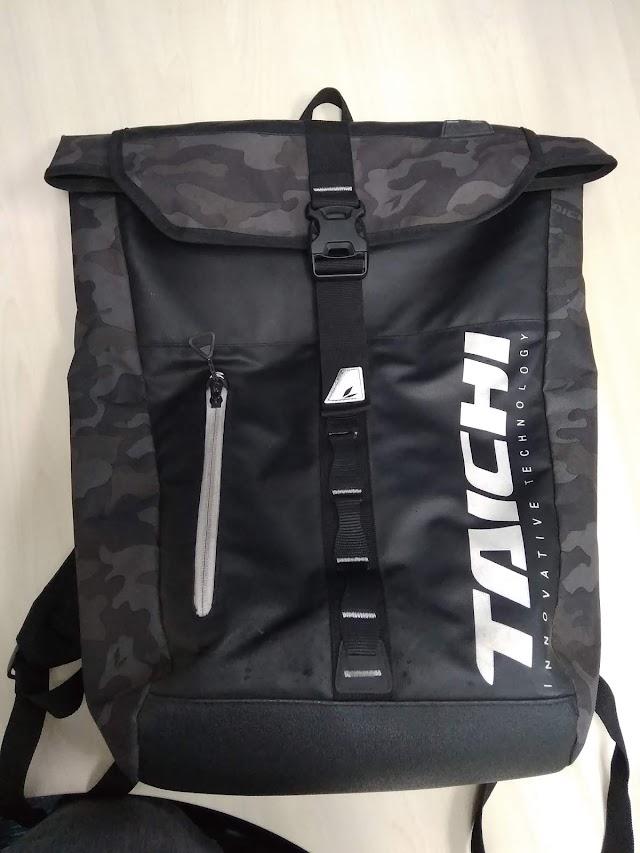 Backpack RS Taichi RSB278, backpack waterproof yang cocok untuk Riding