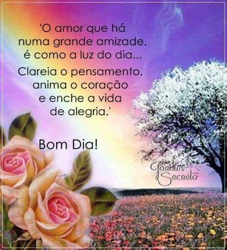 Titlefrases De Bom Dia Amor De Amizade Frases De Bom Dia