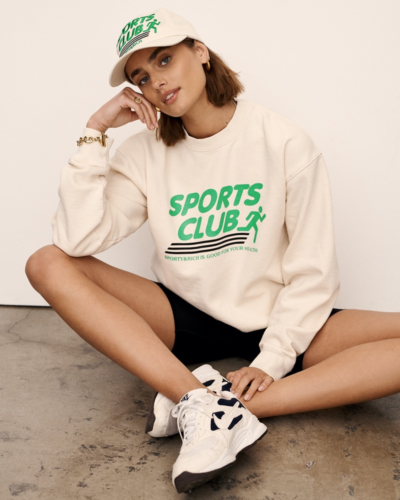 Sporty & Rich Summer 2021 Campaign
