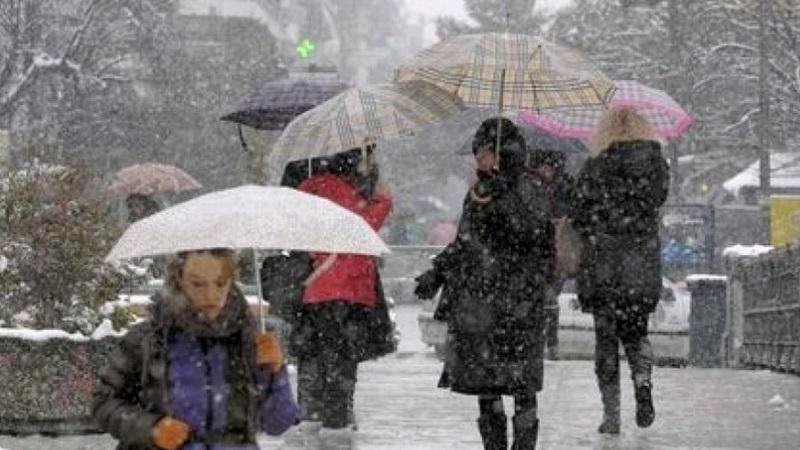 Νέα επιδείνωση του καιρού με ισχυρές βροχές, καταιγίδες, θυελλώδεις ανέμους και χιονοπτώσεις