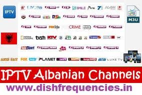 Dish frequencies And Satellites Updates