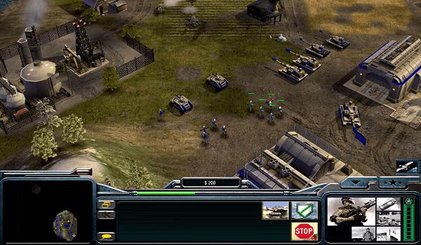 تحميل لعبة Generals Zero Hour مضغوطة