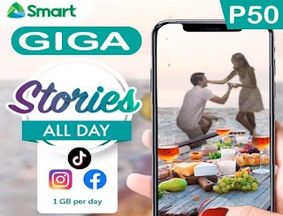 Smart Giga Stories 50 – IG+FB and Tik-Tok All Day up to 3 Days