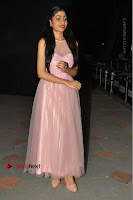 Actress Nidhisha Reddy Pos in Beautiful Pink Dress at Virus Telugu Movie Audio Launch .COM 0011.JPG