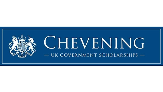 UK Government Chevening Scholarships, 2021-2022 Session.