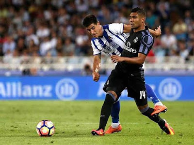 Casemiro intransferible Real Madrid