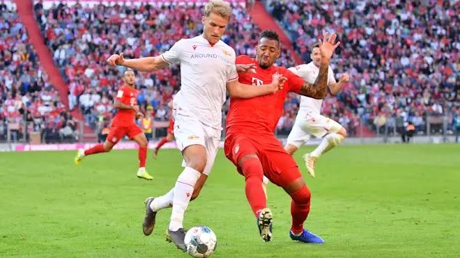 تقرير مباراة بايرن ميونخ ويونيون برلين السبت 10 أبريل 2021