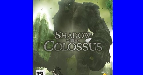 Tem Na Web - SHADOW OF THE COLOSSUS