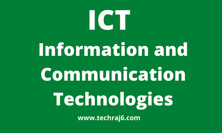 ICT full form, what is the full form of ICT