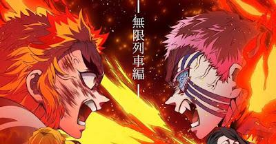Movie Kimetsu No Yaiba (Demon Slayer) Mugen Train