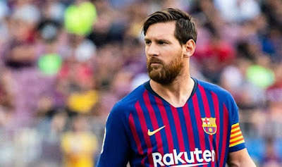 بعد إعلانه الرحيل شكوك ميسي ترعب برشلونة
