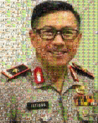 Jasa Foto Mozaik Murah