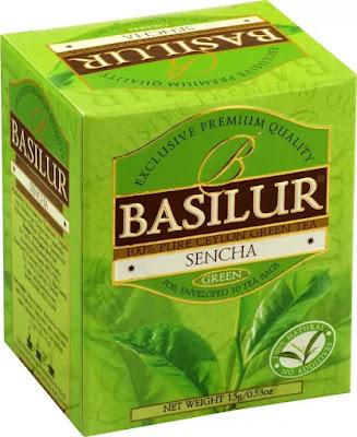 Basilur Green Tea