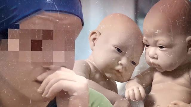 Женщина похоронила кукол выдав их за умерших новорожденных малышей! Оказалось 9 месяцев она не была беременна
