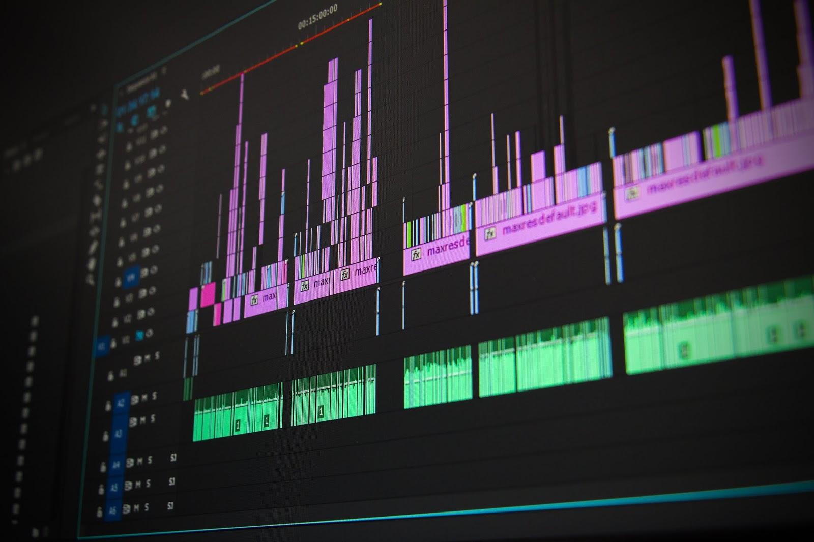 Pengalaman Pertama Bersama Kdenlive Video Editing Di Ubuntu
