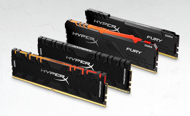 Hyper X DDR4 RAM