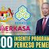 PEMERKASA : Program Perantisan PERKESO Terima Insentif RM800