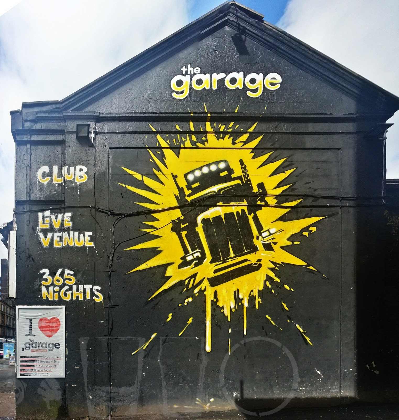 The Garage,Glasgow