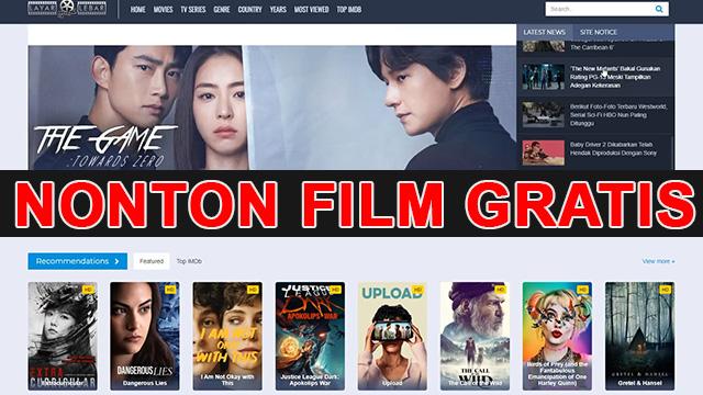 5 Situs Download Dan Nonton Film Live Streaming Gratis