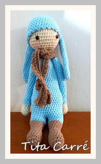 Lalylala em crochet By Tita Carré