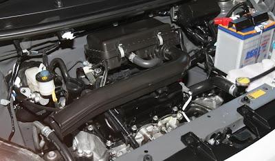 Gambar Ruang Mesin Toyota Agya