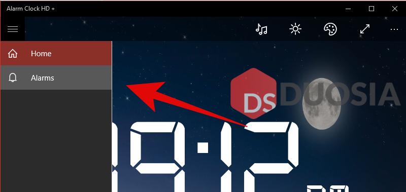 cara mengatur alarm di pc
