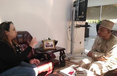 Vidéo- Baba Garba, Ambassadeur du Nigeria au Maroc: Le Maroc a multiplié le quota des étudiants nigériens et a contribué à la déradicalisation des imams du Nigéria