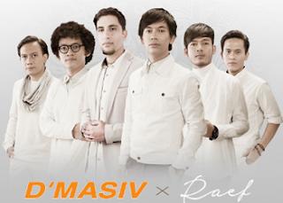 Kumpulan Lagu Mp3 Terbaik D'Masiv Full Album D'MASIV With Raef (Religi 2016) Lengkap