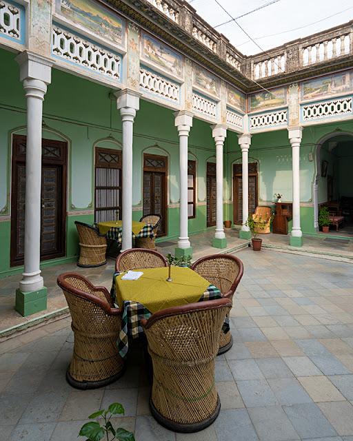 piramal haveli, shekhavati, rajasthan, room, neemrana, hotel