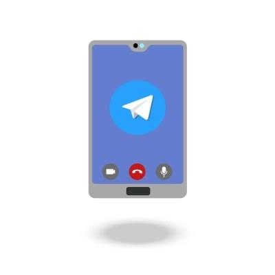 مكالمات الفيديو خدمة تليجرام الجديدة للاندرويد