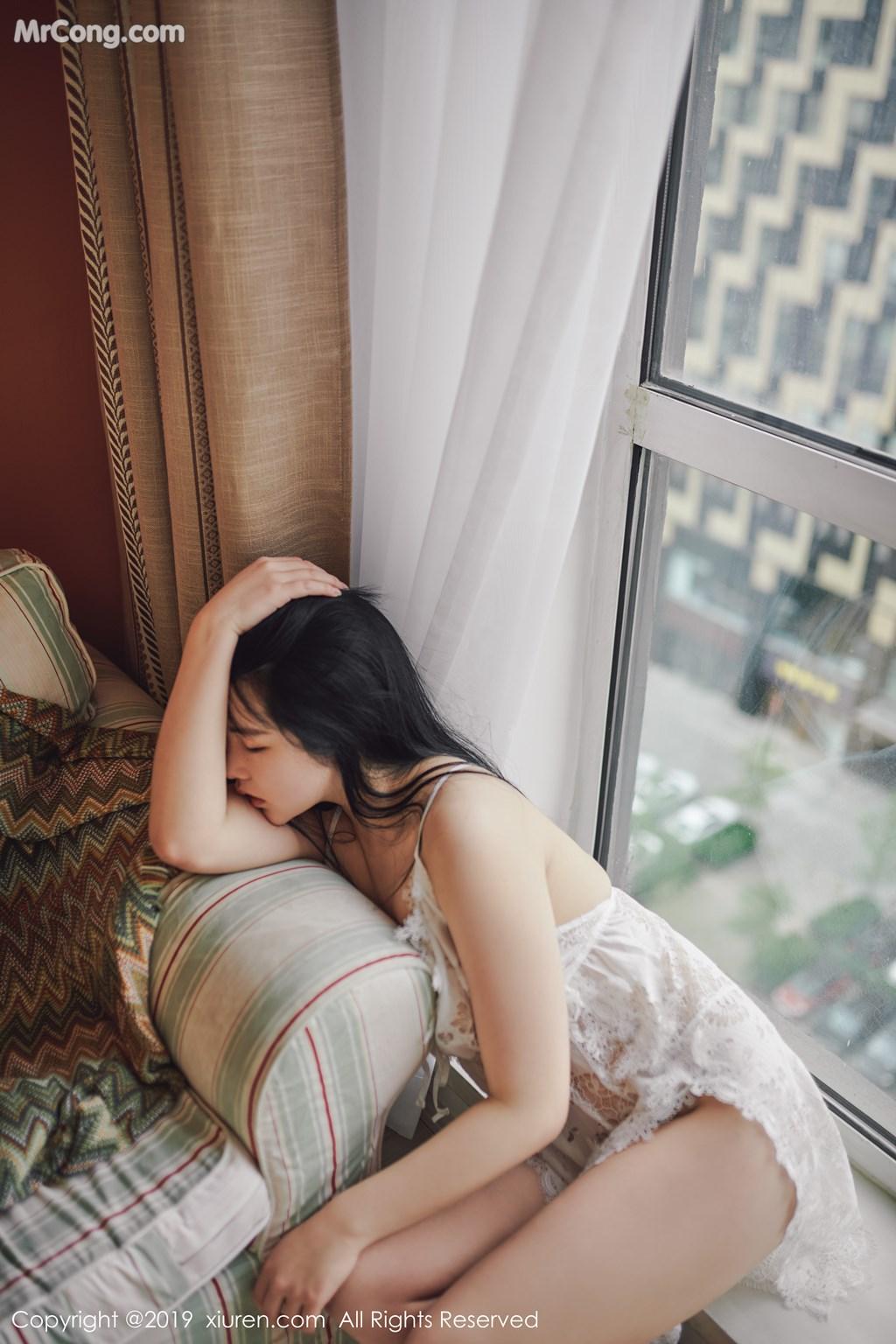 Image XIUREN-No.1468-Selena-MrCong.com-017 in post XIUREN No.1468: 娜露Selena (42 ảnh)