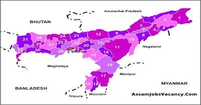 All Assam Deputy Commissioner DC Name Details 2020