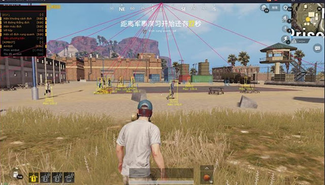 9 Januari 2019 - Besi 9.0 UPDATE V5 (Simple INJECT) PUBG MOBILE Tencent Gaming Buddy Aimbot Legit, Wallhack, No Recoil, ESP