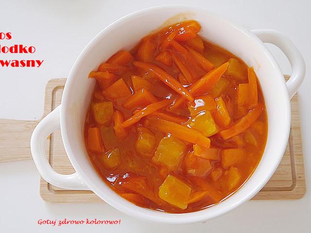 Sos słodko-kwaśny - orientalny przysmak - Czytaj więcej »