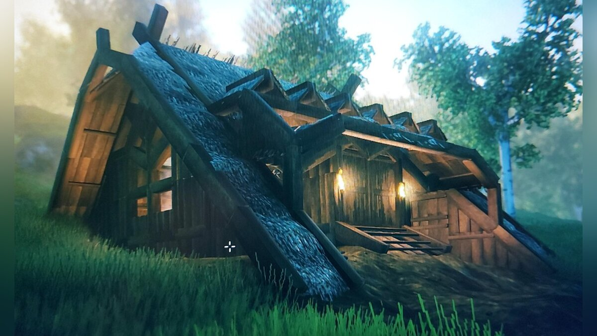 Why the house in Valheim breaks down and decays