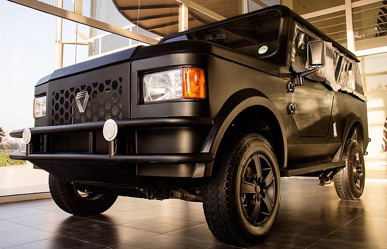 A Look At Kenya's Indigenous Car Maker, Mobius Motors - Photos