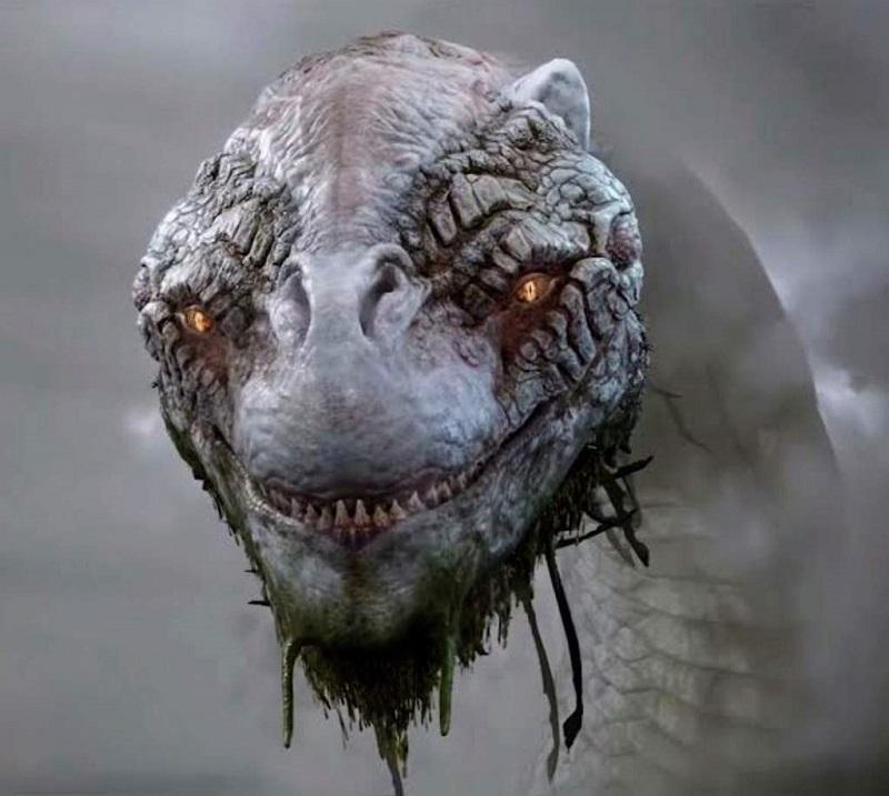 Jormungand: A Serpente do Mundo Nórdico