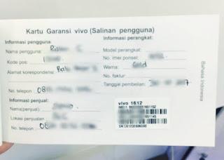 Bahaya charge Vivo fake