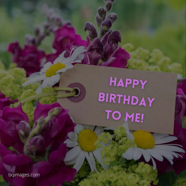happy birthday to me images quotes