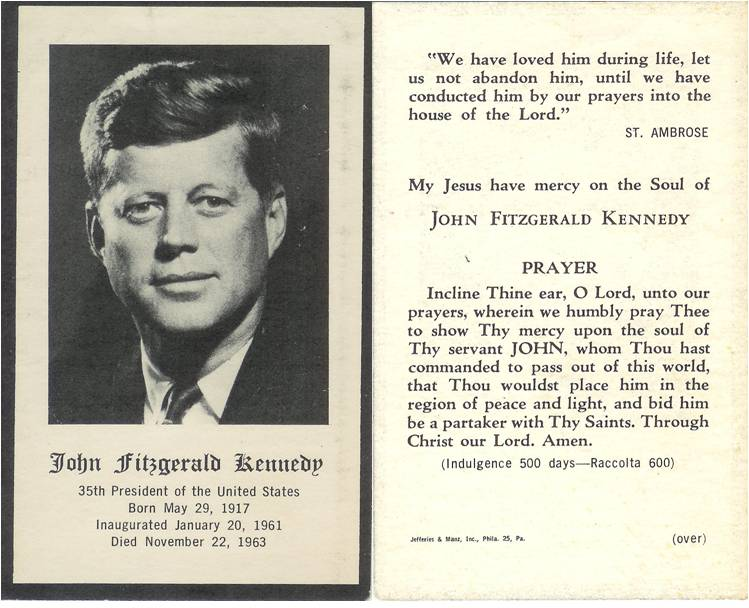 catholic funeral prayer cards - Josemulinohouse - obituary cards templates