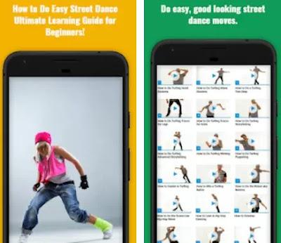 Aplikasi belajar menari di Android-5