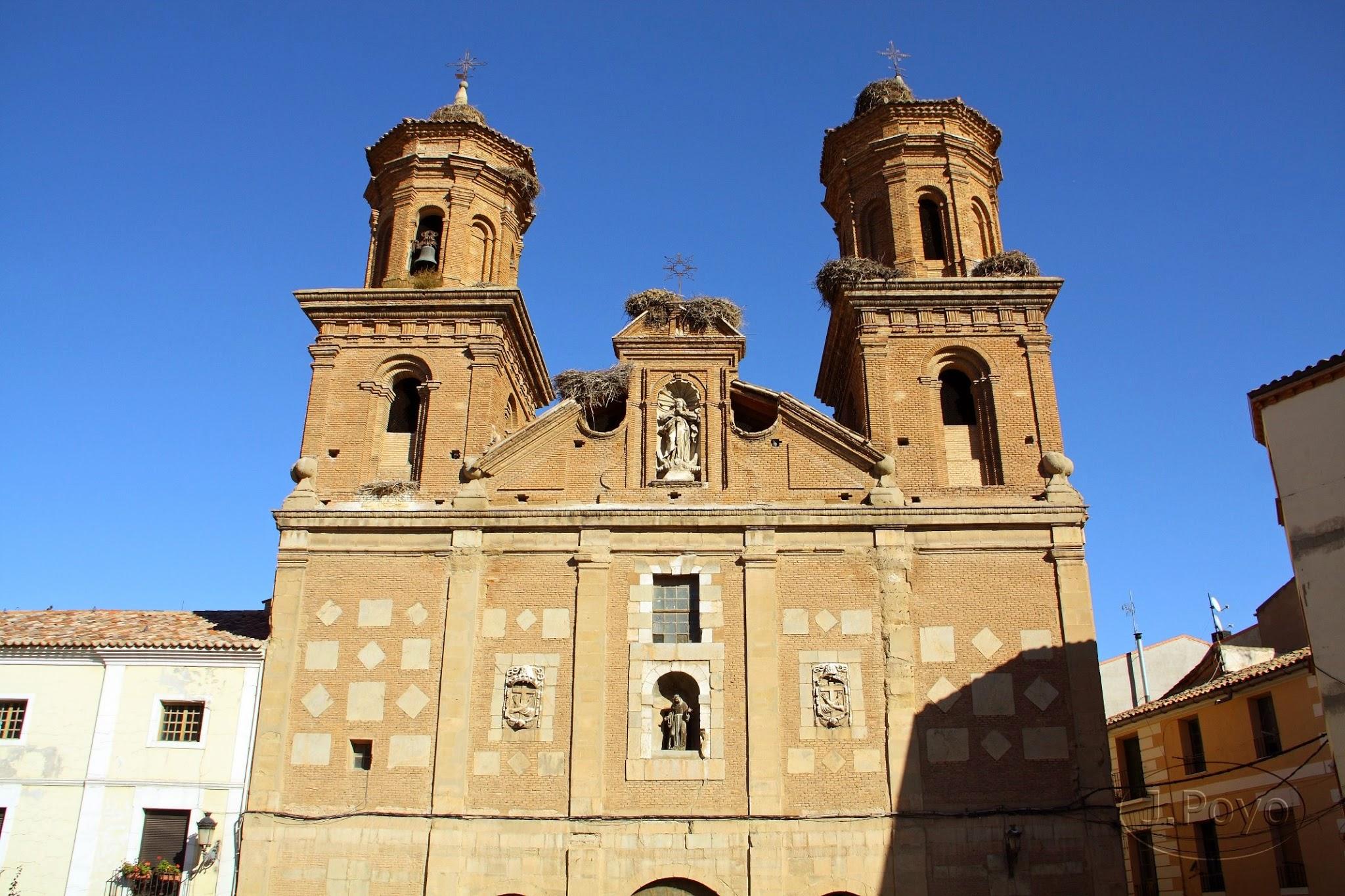 Convento de San Francisco de Alfaro